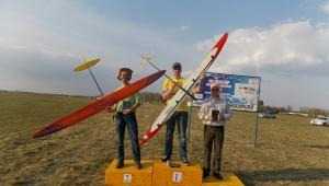Adam i Martonka prvo mesto u F5J-400